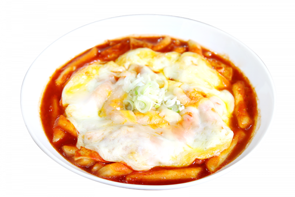 Cheese Tteopokki