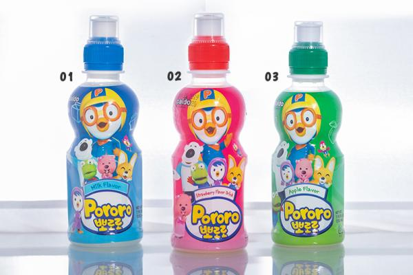 Poporo Series Drinks